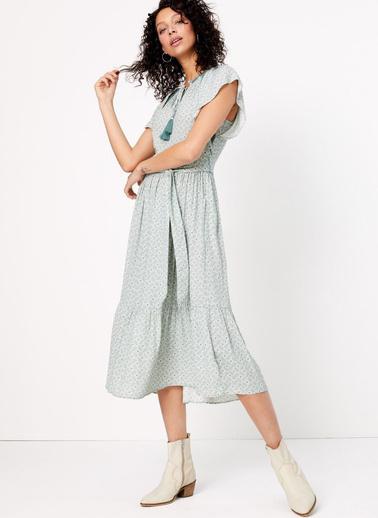 Marks & Spencer Elbise Yeşil